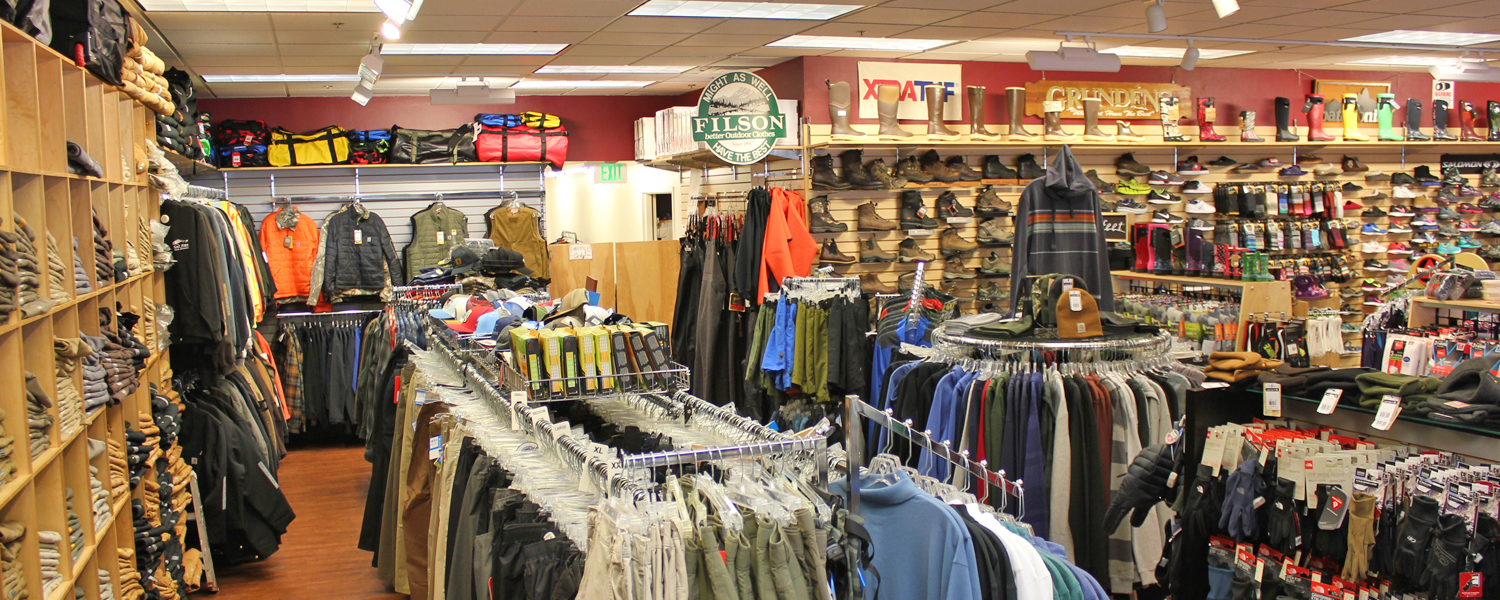 BUSINESS OPPORTUNITY! Sitka Work & Rugged Gear - Davis Realty